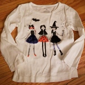 Toddler Halloween Top